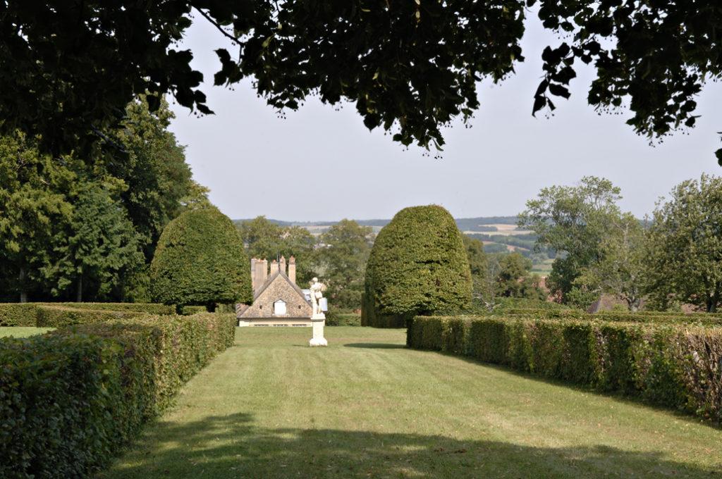 château de Jallerange
