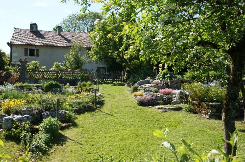 Espace botanique du Franois
