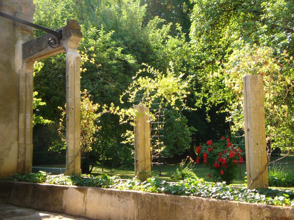 Jardin du quai Villeneuve