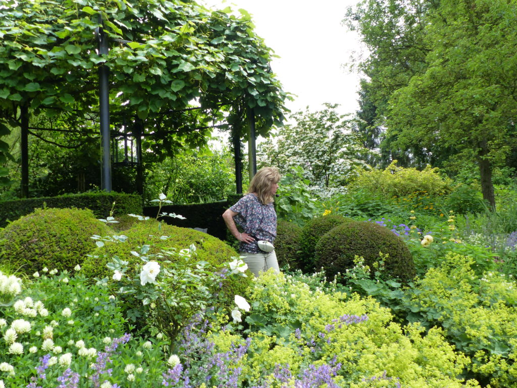 2019 Belgique Flandre Stockrooie Le Jardin de Dina Deferme