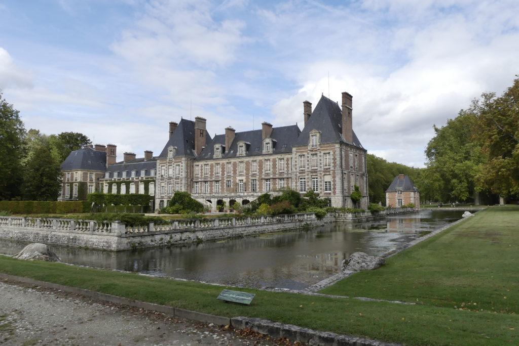 Parc du château de Courance Jardin d'eau