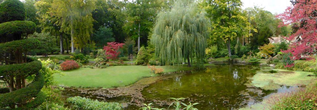 Jardin anglo-japonisant
