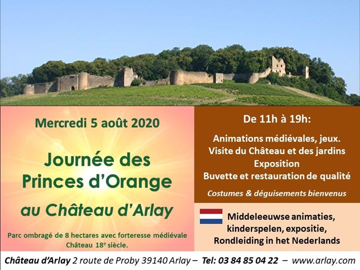 Journée des Princes d'Orange