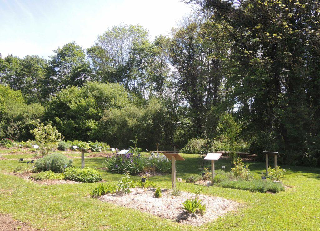jardin botanique de Besançon 2021